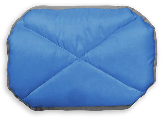 Klymit Top Coussin, blue
